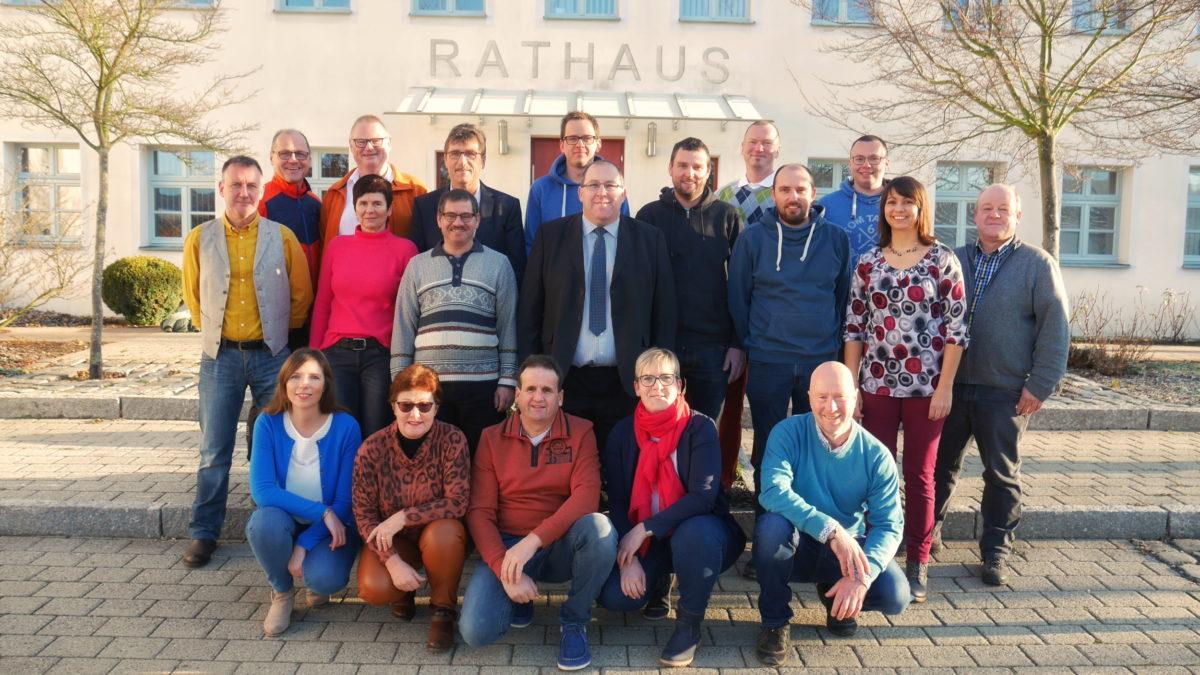 Kandidaten der Thalmässinger Liste 2020